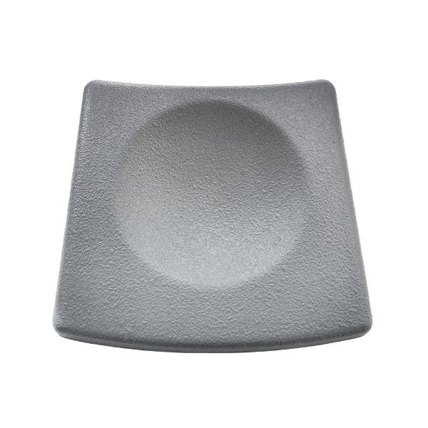Soliariumo pagalvėlė 'Soft comfort' Head rest grey paveikslėlis